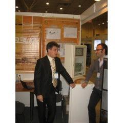 Фото свыставки «Нефтедобыча. Нефтепереработка. Химия—2011»: Демонстрация нового контроллера БАЗИС-100